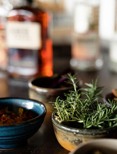 Herbs for blending