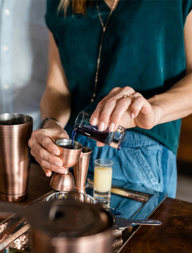 Mixology at Andaz Scottsdale
